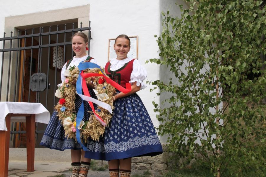 Dožínky-Valašské muzeum v přírodě Rožnov