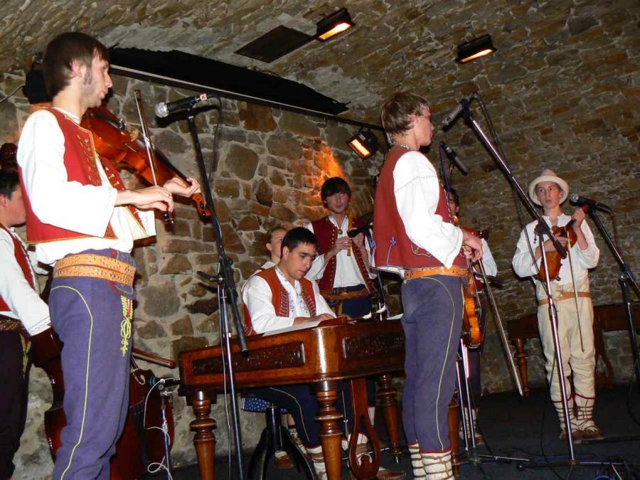 Valašská liga - říjen 2009