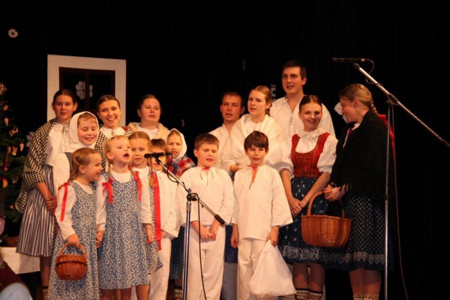 Vánoční koncert v KZ