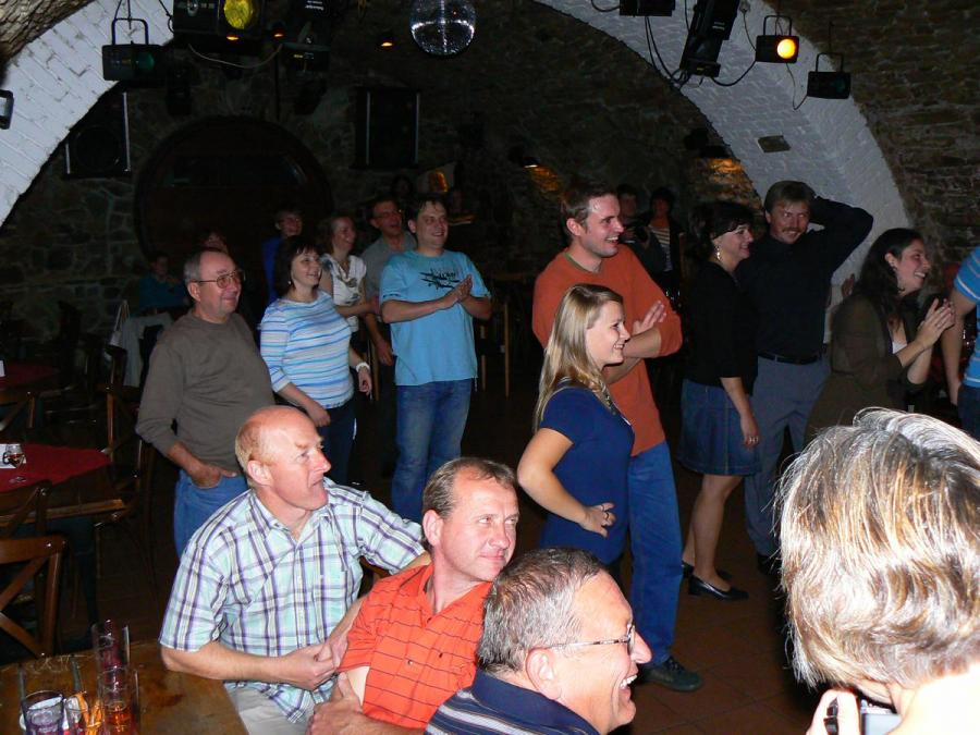 Valašská liga - podzim 2010
