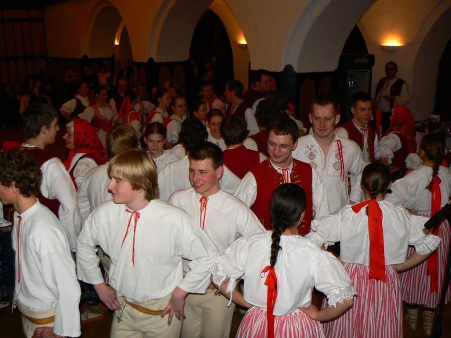 Bačovský bál 2012