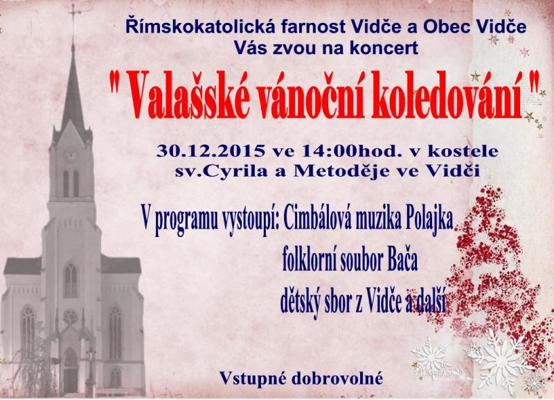Valašské vánoční koledování